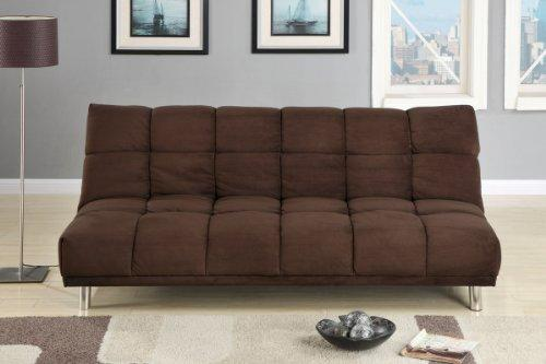 Contemporary Decor Adjustable Sofa By Poundex