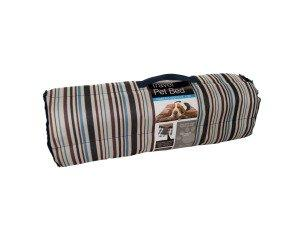 Bulk Buys Roll-Up Home And Travel Pet Bed (Set Of 2)
