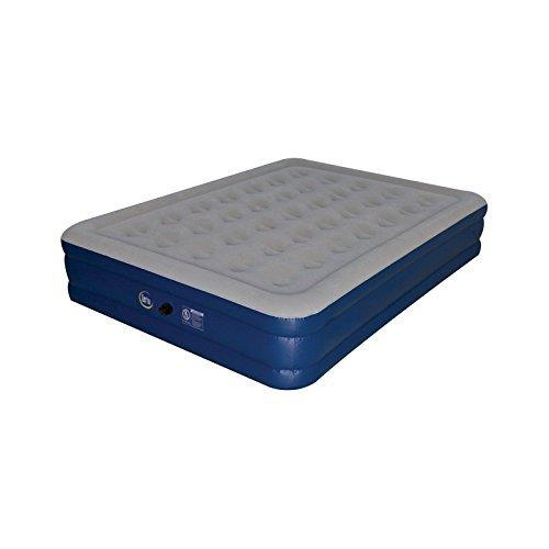Serta 18' Queen External Ac Pump Airbed