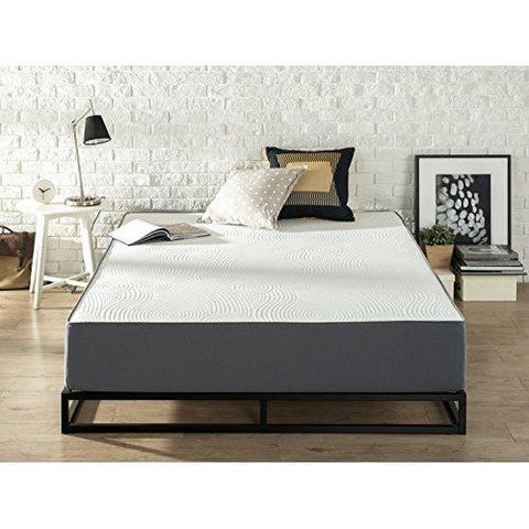 Zinus Responsive Memory Foam 10 Inch / Firm / Universal Comfort Support Mattress, Queen