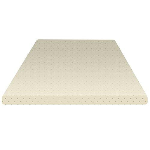 Spring Coil High Density Foam Mattress Topper, Queen