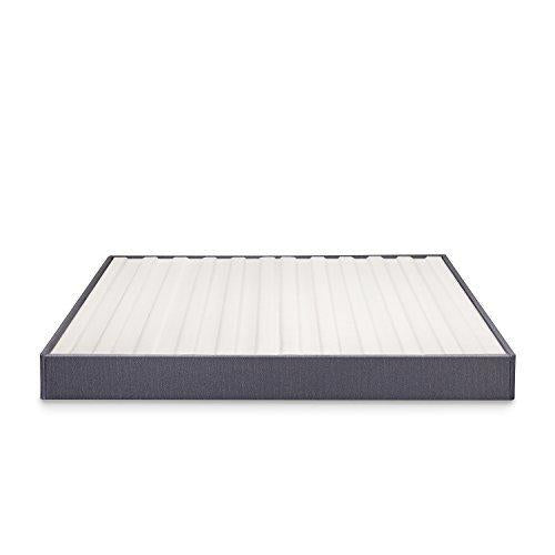 Zinus 7.5 Inch Essential Box Spring / Mattress Foundation / Easy Assembly Required, Queen