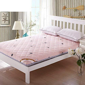 Cotton Mattress/Tatami Mattress/Single And Double Padded Mattress-C 150200Cm(59X79Inch)