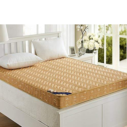 Thickening Sponge Mattress/Double Mattress/Tatami Mattress-F 150200Cm(59X79Inch)