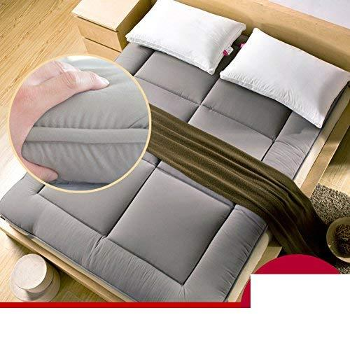Breathable Mattress/Tatami Mattress/Thickened Foldable Mattress/Student Dormitory Mattress/Single Double Mattress-B 150200Cm(59X79Inch)