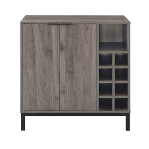 "34"" Modern Buffet - Slate Grey"