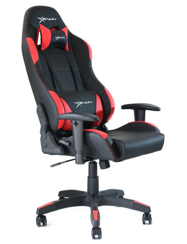 ewin-calling-series-ergonomic-computer-gaming-office-chair-with-pillows-cld-black-red