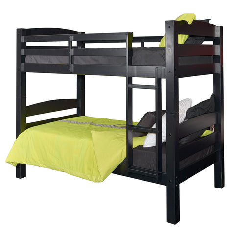 Levi Bunk Bed - Black