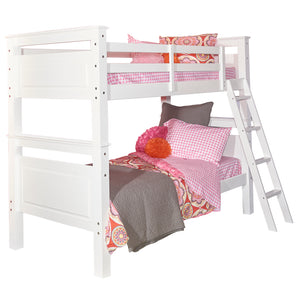 Beckett Bunk Bed - White