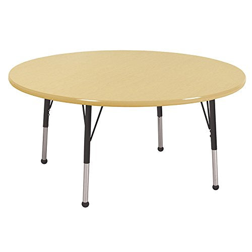 "60"" Round Table MMBK-Standard Ball (Pack of 1)"