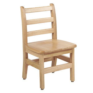 12 North American Oak Ladderback Chair (Pack of 2)
