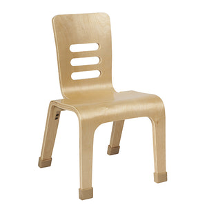 "12"" Bentwood Chair - Natural (Pack of 2)"