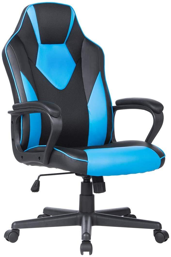 blue race car desk chair, retro style office chair, racing computer chair, racing furniture, camaro racing car office chair, antique style office chair, audi racing office chair, gt omega pro racing office chair, sitting in a chair, racing seats, racing chair xbox one, western style office chair, car style office chair, racing style swivel chair, on racing style office chair