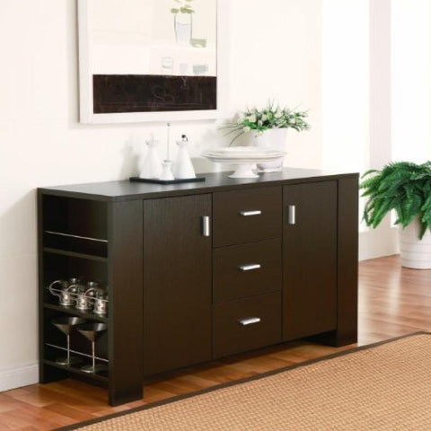 Harley multi-storage dining buffet
