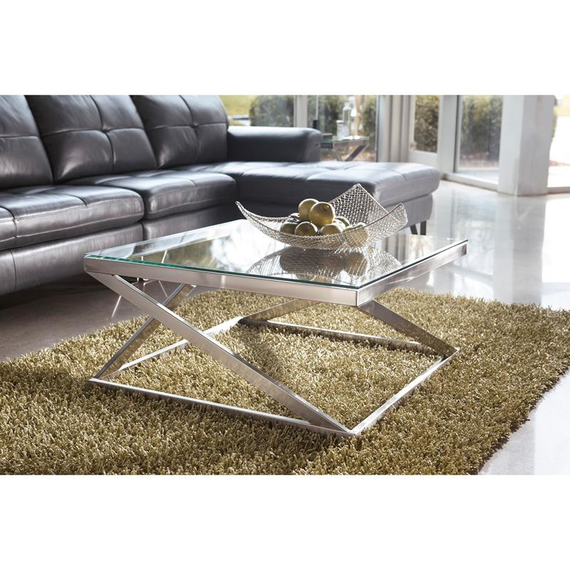 Signature Design by Ashley Coylin Cocktail Table - FSD-TC-36BNK-GG