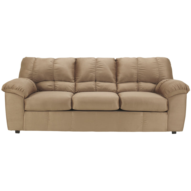 Flash Furniture Dominator Sofa, Mocha Fabric