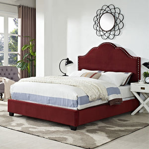 preston-camelback-upholstered-king-bedset-in-merlot-linen