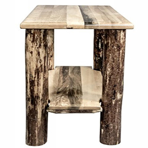 Glacier Country Collection Chairside Table