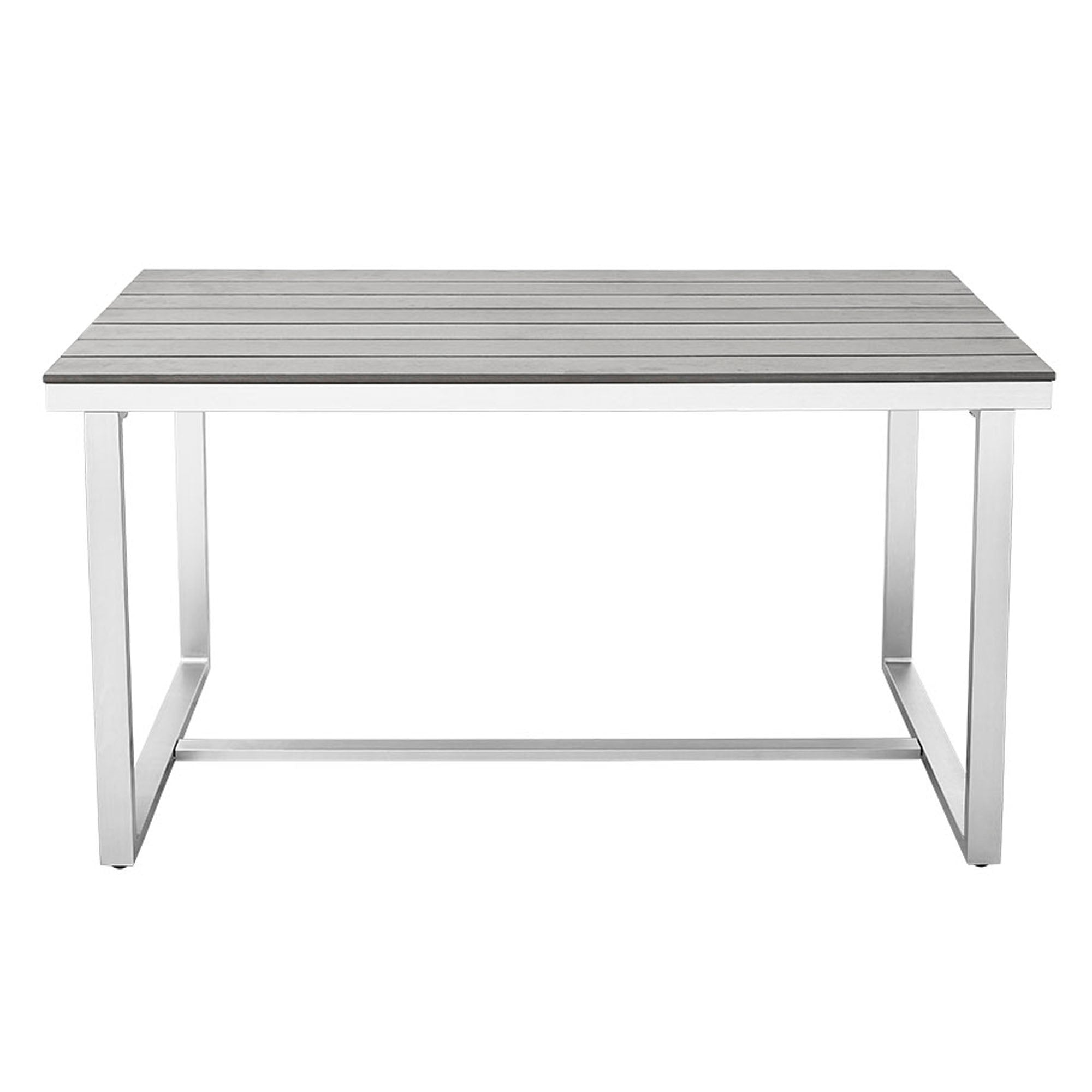 All-Weather Dining Table - Grey
