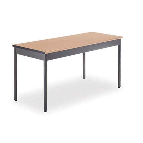 Utility Table 24X60 - Maple