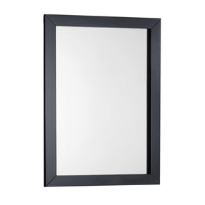 "Winston 22"" x 30"" Bath Vanity Dcor Mirror in Black"
