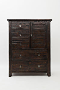 Kona Grove 5 Drawer/1 Cabinet Chest