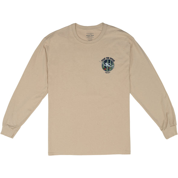 Death Coast Supply Fear Long Sleeve T-shirt