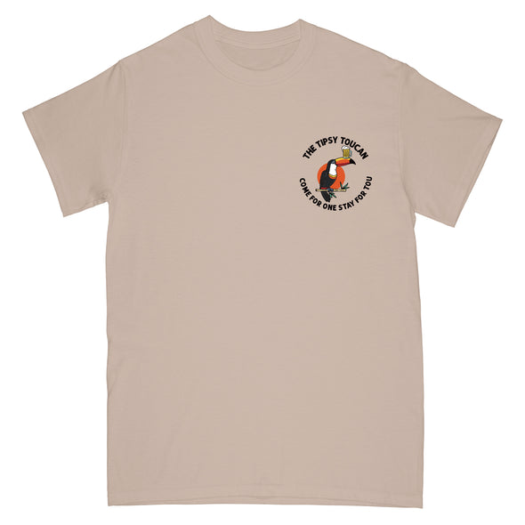 Death Coast Supply Toucan Short Sleeve T-shirt