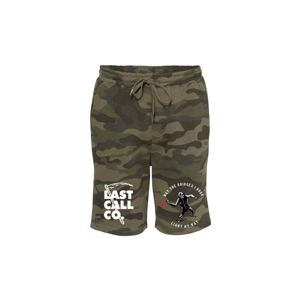 Last Call Co. Bridges Sweatshort