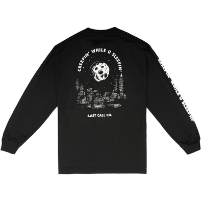 Last Call Co. Creepin Long Sleeve T-shirt