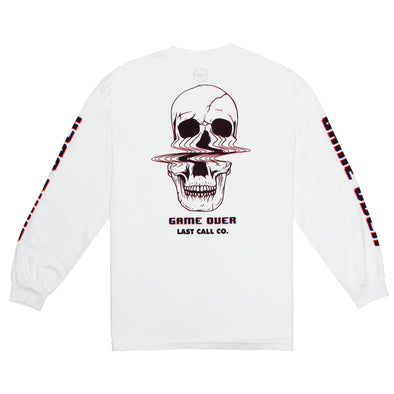 Last Call Co. Game Over Long Sleeve T-shirt