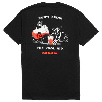 Last Call Co Kool Aid Short Sleeve T-shirt