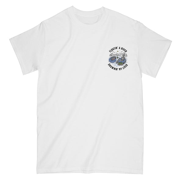 Last Call Co. River Short Sleeve Tee ** SMALL ONLY **