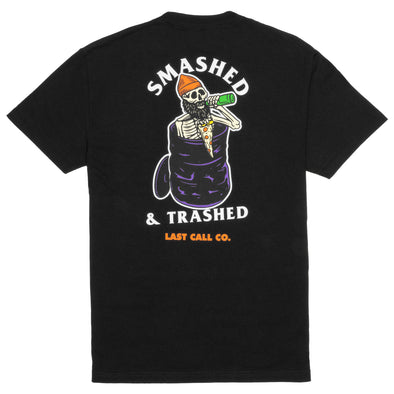 Last Call Co Smashed Short Sleeve T-shirt