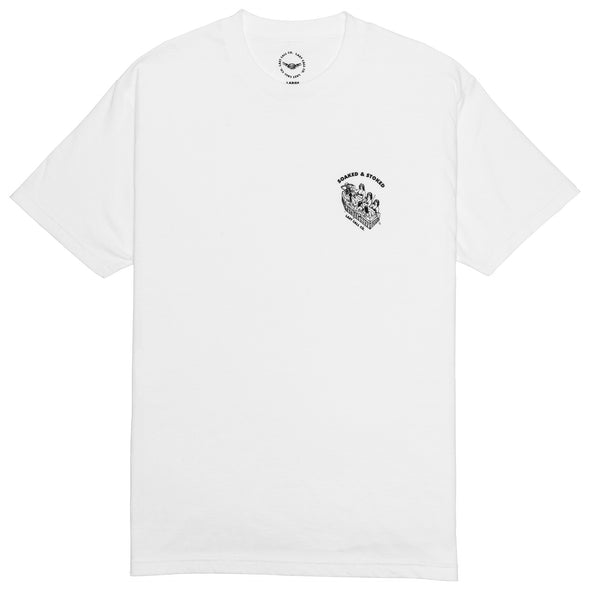 Last Call Co Stoked Short Sleeve T-shirt