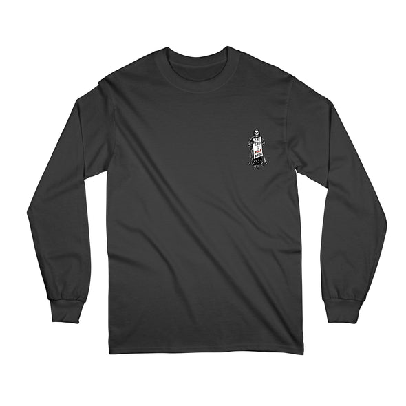 Last Call Co. The End Long Sleeve Tee