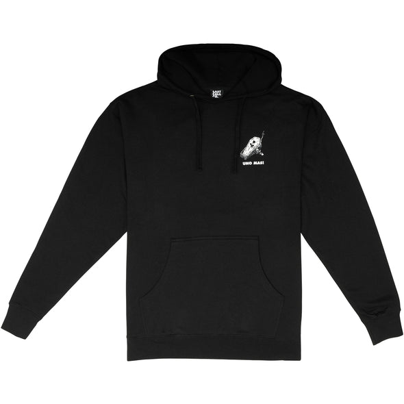 Last Call Co. Uno Mas Pullover Fleece Hoodie
