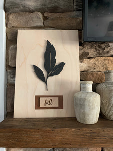 Natural Sign Collection-Fall