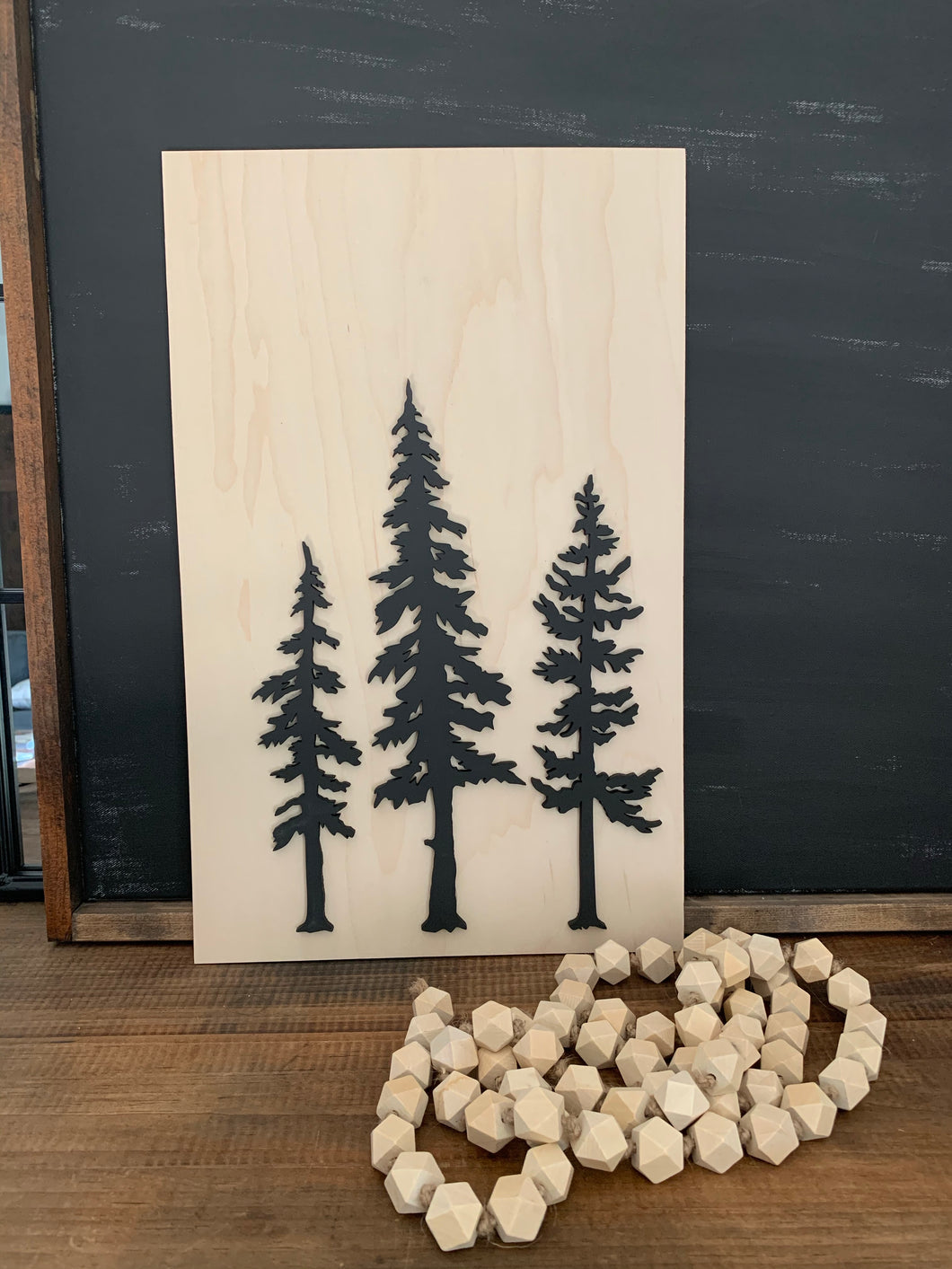 Natural Sign Collection-Nordic Trees