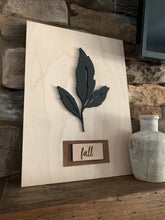 Load image into Gallery viewer, Natural Sign Collection-Fall