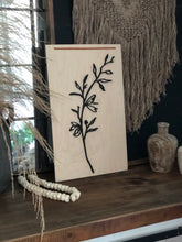 Load image into Gallery viewer, Natural Sign Collection-FLORAL STEM