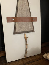 Load image into Gallery viewer, Rustic Tree Wood Sign