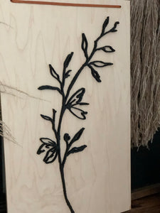 Natural Sign Collection-FLORAL STEM