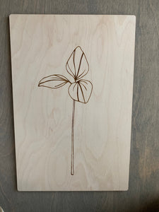 Natural Sign Collection-Floral #4