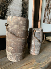 Load image into Gallery viewer, Old Wood Jug