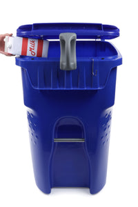 Lid-L-Buddy™ Touch-Free Trash Lid Opener For Garbage Cans & Dumpsters, Universal Fit