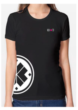 Load image into Gallery viewer, Short sleeve Khoti T-shirt Woman