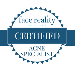 Small Certified Acne Specialist Badge (Transparent Background)