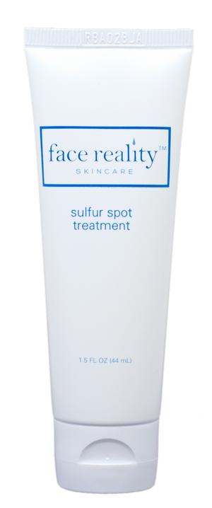 Sulfur Spot Treatment