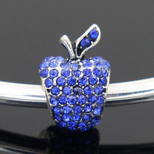 Charm Apple Strass-OUI Deals